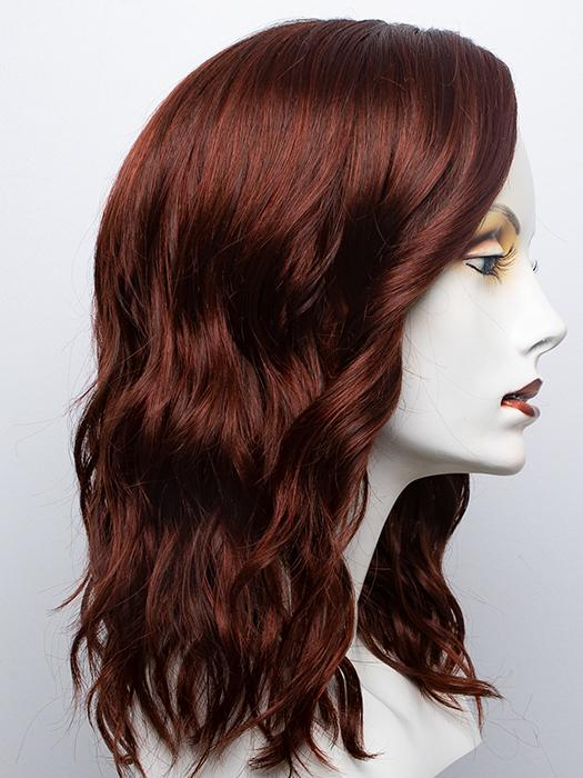 STARFIRE | Dark Brown, Dark Auburn, and Bright Red Blend