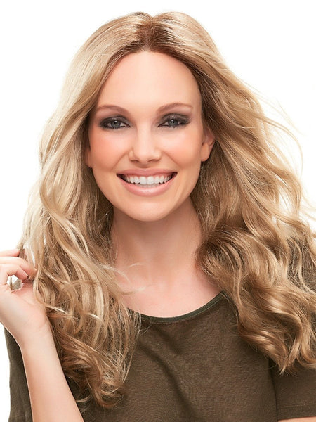 Sarah wig by jon renau | Hand tied synthetic lace front wig