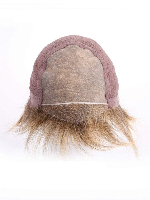 Sheer Indulgence Lace Front Monofilament & a 100% Hand-Knotted Cap