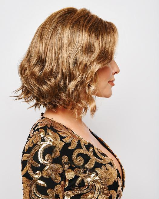 SOFT AND SUBTLE by Gabor in GL14/16 HONEY TOAST | Dark Blonde with Golden Highlights