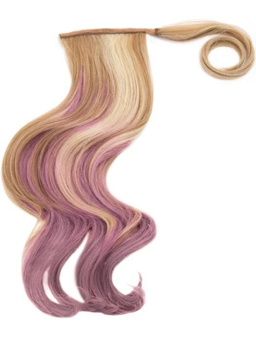 "23"" COLOR SPLASH PONY by Hairdo in R14/88H/LAVENDER 