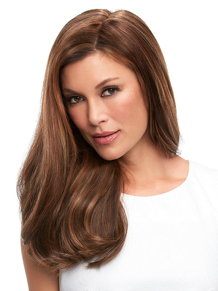 Top Full 18 Quot Exclusive By Jon Renau Remy Human Hair