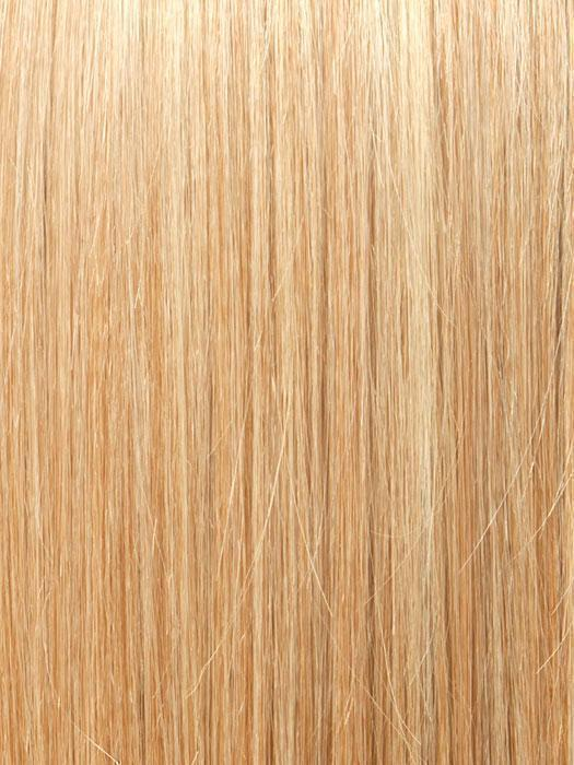 VANILLA LUSH | Soft Gold Butter Blonde with subtle Light Auburn