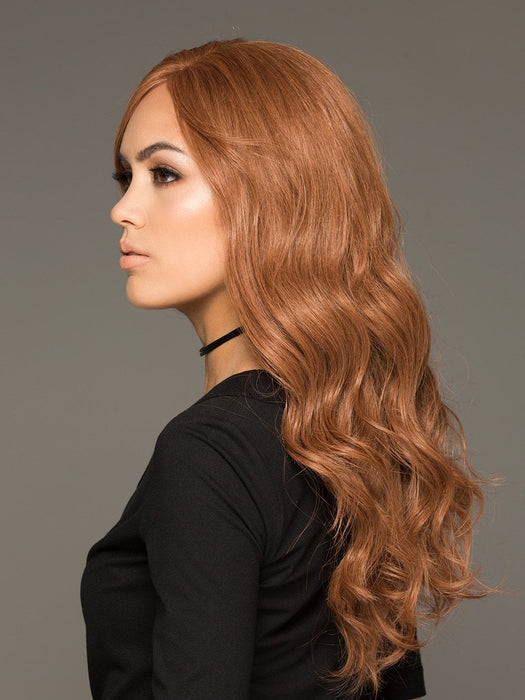 AMBER by WIG PRO in 30 RUSSET | Medium Auburn