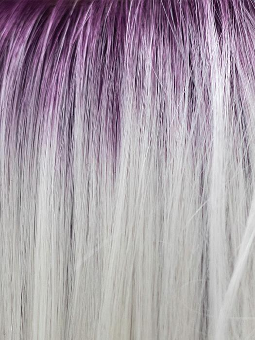 WHIPPED BERRY | Bright purple melting into pure white