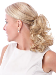 Versatile, attaches in seconds & looks and feels like natural, healthy hair