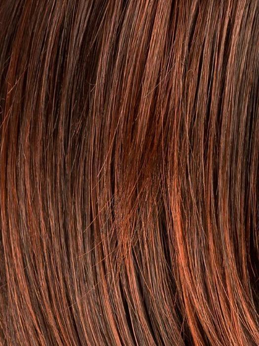 AUBURN MIX 33.130.4 | Dark Auburn, Bright Copper Red, and Warm Medium Brown Blend