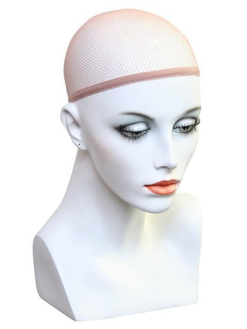 Mesh Wig Cap by Beautimark in Brown/Nude