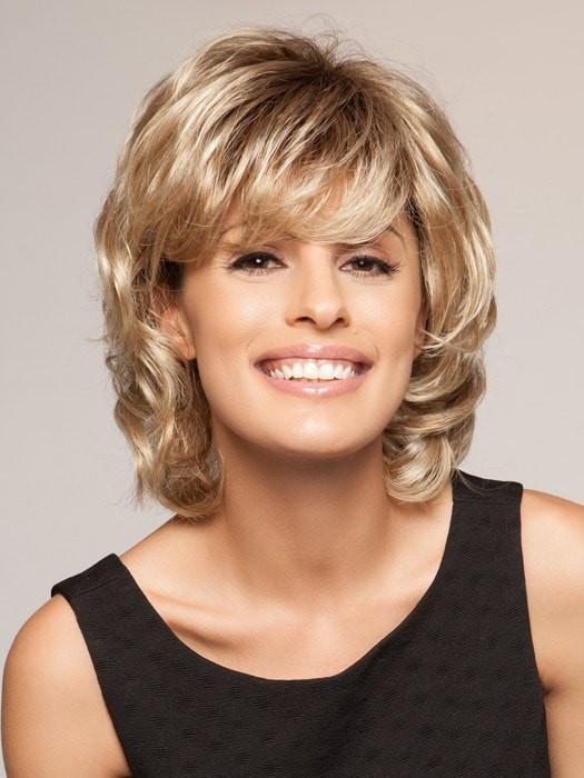 Breeze by Raquel Welch a timeless favorite. This stylish cut has earned its name with its light and cool cap construction
