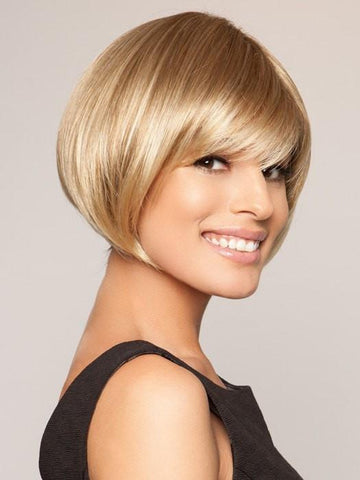 CORY by Noriko in SPRING HONEY | Honey Blonde and Gold Platinum Blonde evenly blended