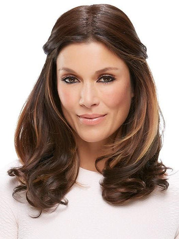 "EASIPART HD XL 18"" by easihair in 6  FUDGESICLE  