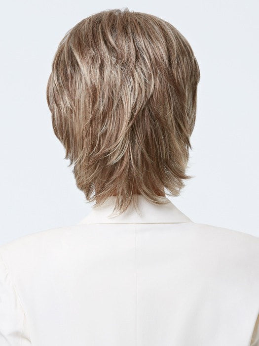 Gabor Advantage Wig - Back View