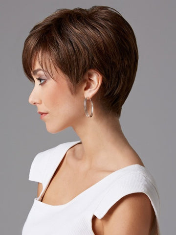 Distinction Petite Wig by Gabor - Side View