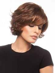 Soft curl and body complete this style | Color: GL6/30