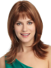 Monofilament part- Mimics the look of a natural scalp and hair growth | Color: GL29/31