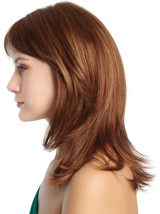 Fantasy Wig by Gabor Wigs: Side View | Color: GL29/31