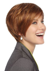 First Rate Wig by Gabor Wigs : Profile View | Color GL29/31