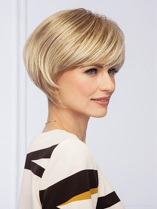 Sophisticated short 'do | Color: G19+