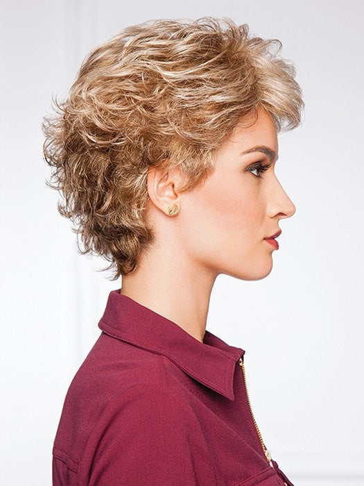 Short and curly | Color: G19+