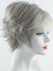 305C SUGARED SMOKE | Light Blonde with 80% Grey and a Pearly White front