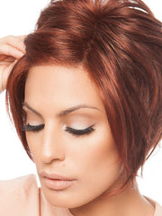 Lace front and monofilament top add a scalp like appearance | Color: GL33-130