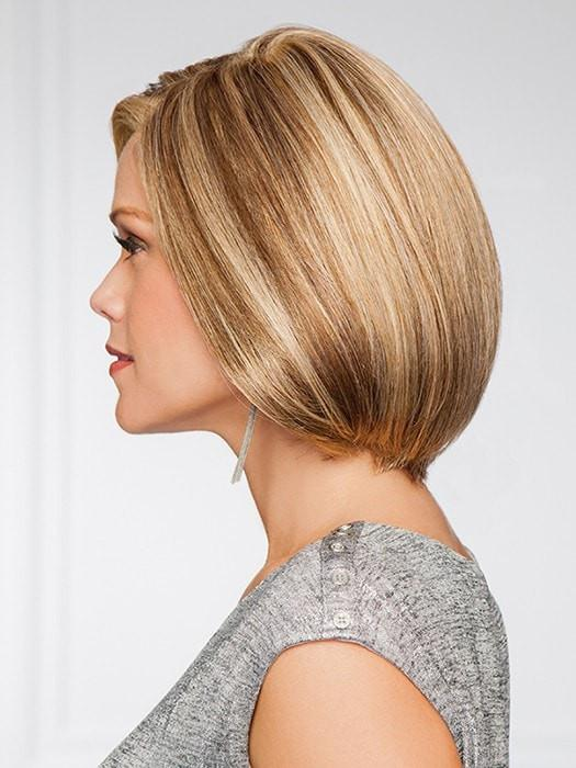 Monofilament Part - Creates the illusions of natural hair growth where the hair is parted | Color: GL11/25