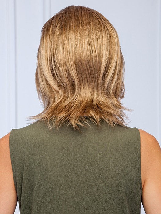 Textured layers in the back | Color: GL12/13