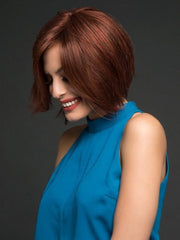 Falls beautifully just like your own hair! | Color: GL30/130 Sangria- Intense fiery red