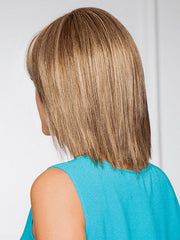 Monofilament Part - Creates the illusions of natural hair growth where its parted
