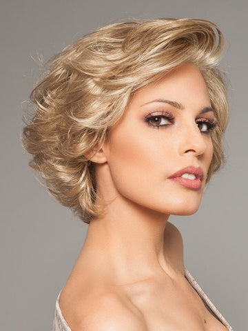 Add Shaping Cream and style away from the face | Color: GL16-27