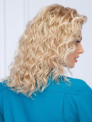 Long layered waves and free formed curls