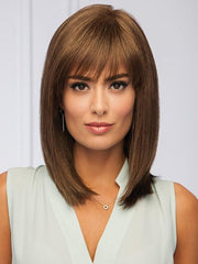 STEPPING OUT Large by Gabor in GL10-12 SUNLIT CHESTNUT | Rich Brown with Caramel Highlights