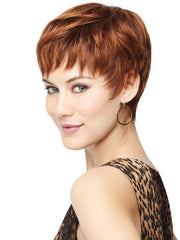 Gabor Symmetry Wig : Side View | Color GL30/32