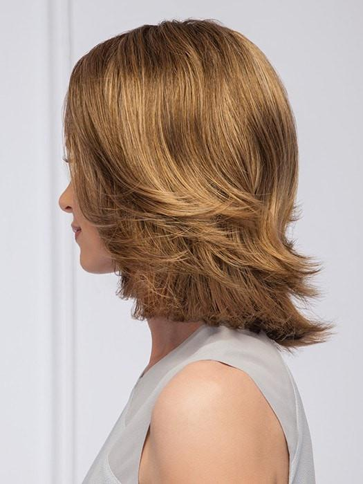Conceals thinning crown areas to perfection | Color: GL14-16SS