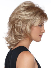 Angela by Estetica: Profile View :Color R14/26H