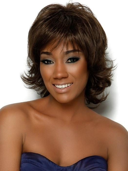 Angela Wig by Estetica Designs : Color R6/10