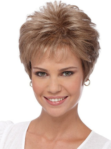 Carolyn Wig by Estetica Designs | Color: R14/26H