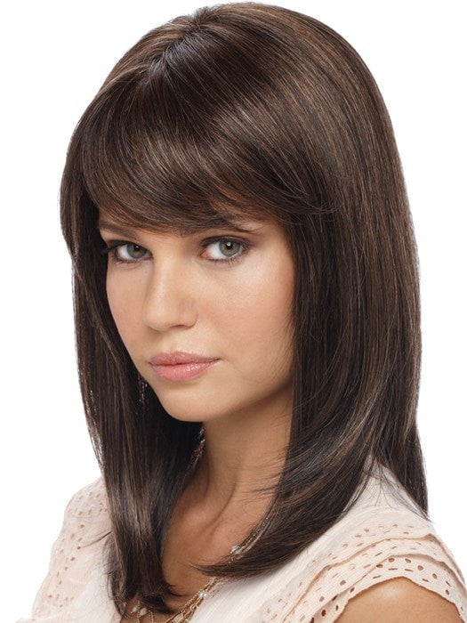 Estetica Designs Dakota Wig : Side View | Color R6/12H