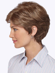 Estetica Designs Diamond Wig : Profile View | Color R12/26H
