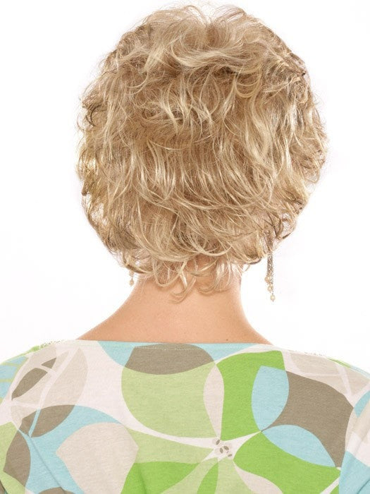 Estetica Designs Wigs Diana: Back View | Color RH1488