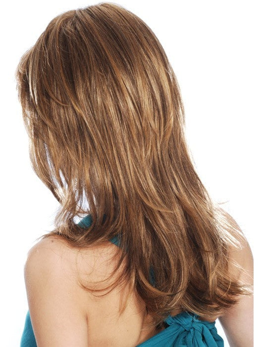 Estetica Designs Dixie Wig : Back View | Color RH268