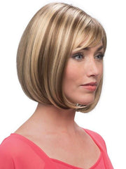 Estetica Designs Wigs Emma Wig : Side View |Color R12/26CH
