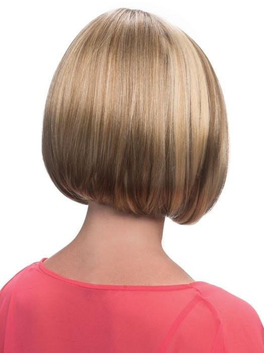Estetica Designs Wigs Emma Wig : Back View |Color R12/26CH