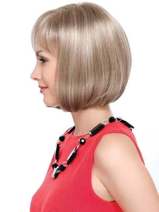 Estetica Emma Designs Emma Wig : Profile View | Color RH1488