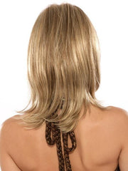 Estetica Designs Evette Wig : Back View | Color R12/26CH