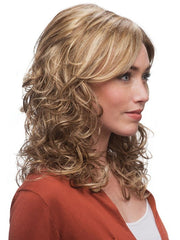 Estetica Designs Wigs Felicity : Side View | Color RH12/26RT4