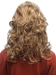 Estetica Designs Wigs Felicity Wig : Back View | Color RH12/26RT4