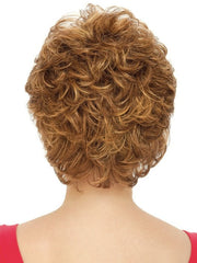 Estetica Designs Wigs Hazel : Back View | Color R30/28/26