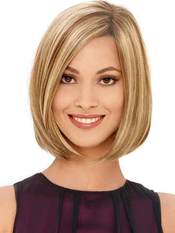 JAMISON by Estetica in  R12/26CH | Light Brown with Chunky Golden Blonde Highlights
