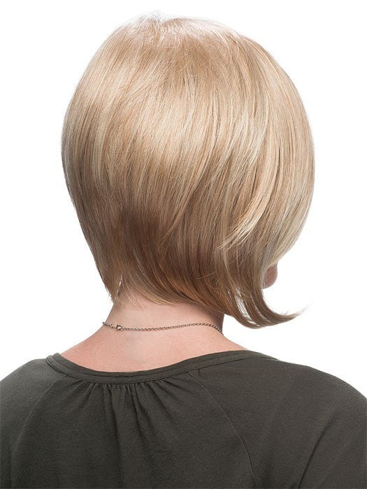 Estetica Designs Wigs Jenna Wig : Back View | Color R16/88H